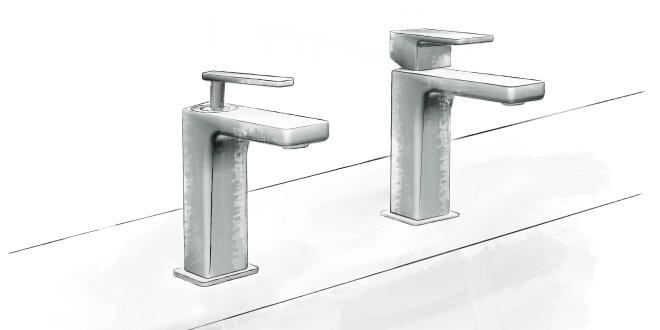 rubinetti design, cristina rubinetterie