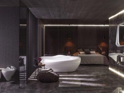 bagno design, porcelanosa