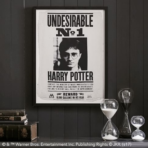 cameretta harry potter 3