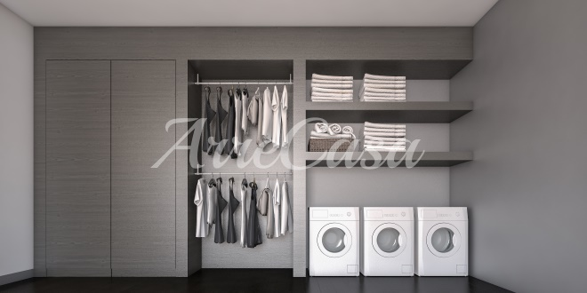 arredare una lavanderia in casa