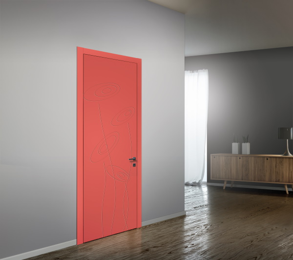 dierre porta interna freestyle living coral