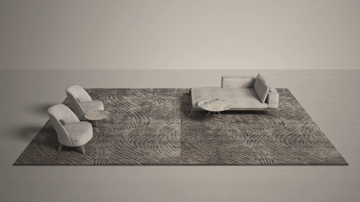 bamboo design carpet edition