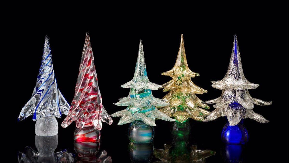 : I vetri di Wave Murano Glass incontrano la magia del Natale