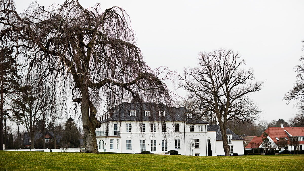 Strandridergarden design danese duravit