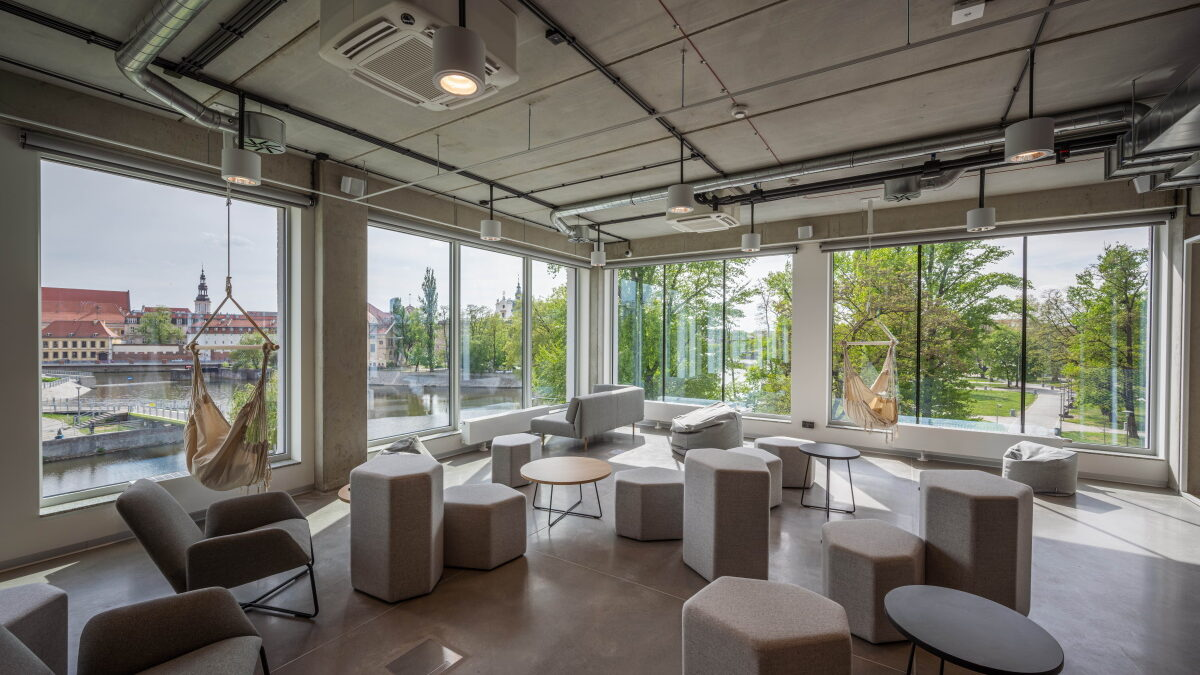 Concordia Design Hub coworking