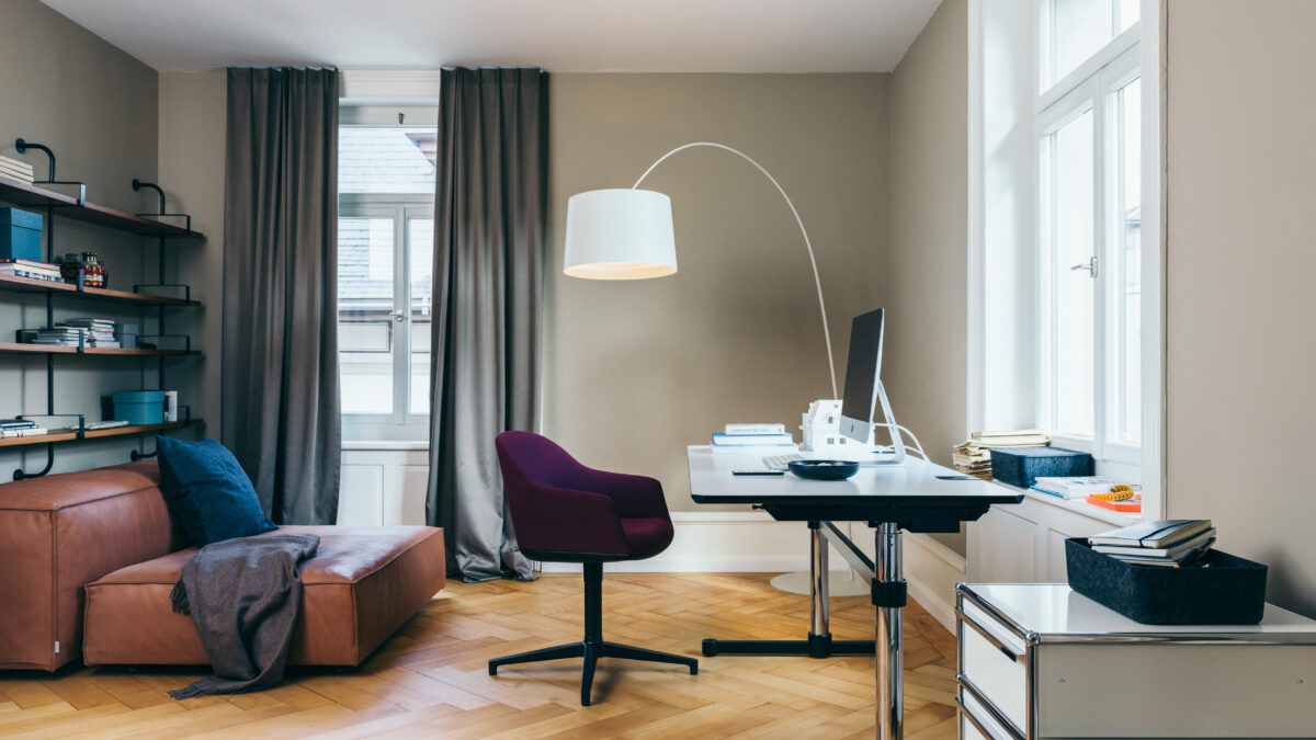 #UnlockTheHomeWorking Soluzioni di design per l'home office