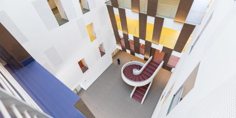 Saint-Gobain per l' Università La Sapienza edilizia ecosostenibile