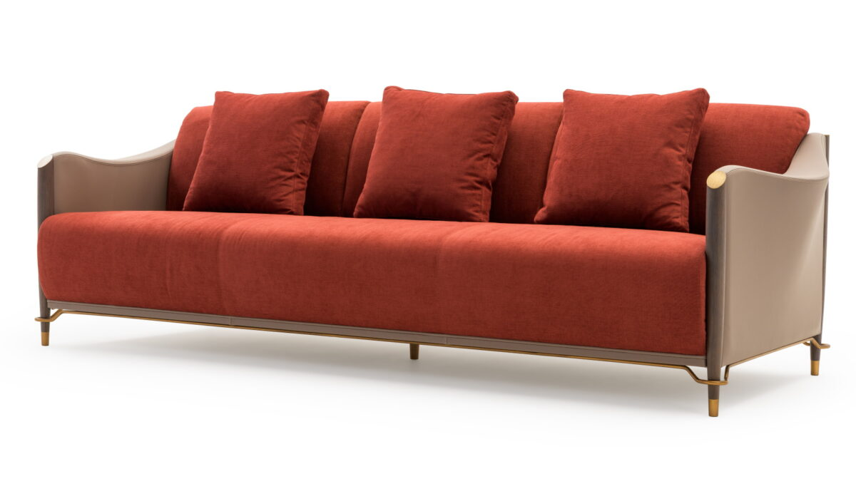 meltin light sofa turri