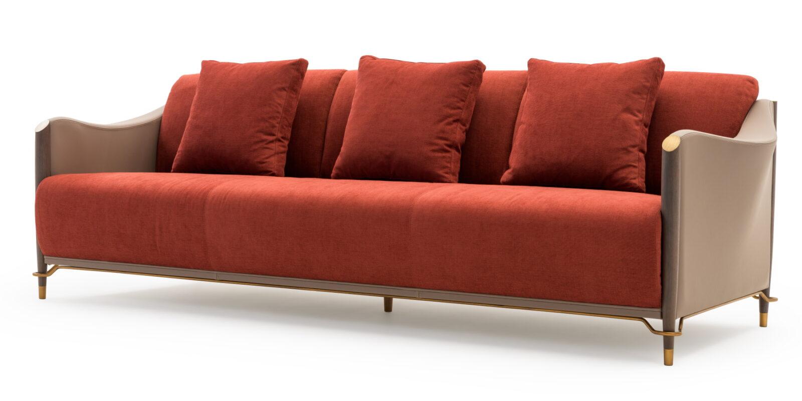 meltin light sofa turri