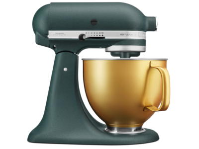 D'oro o d'argento, il Natale è prezioso con la Winter Collection KitchenAid