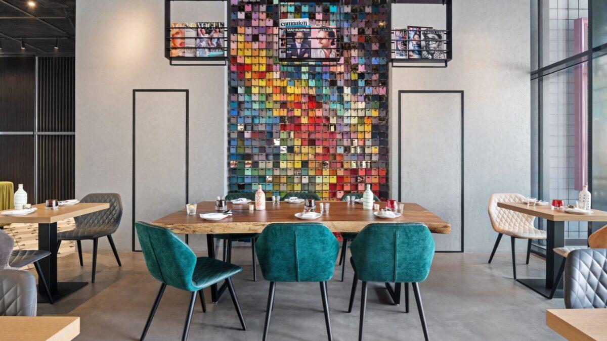 Collezione Ava personalizzata per lo Studio One Hotel di Dubai