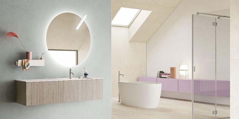vasca freestanding total white di Arbi Arredobagno
