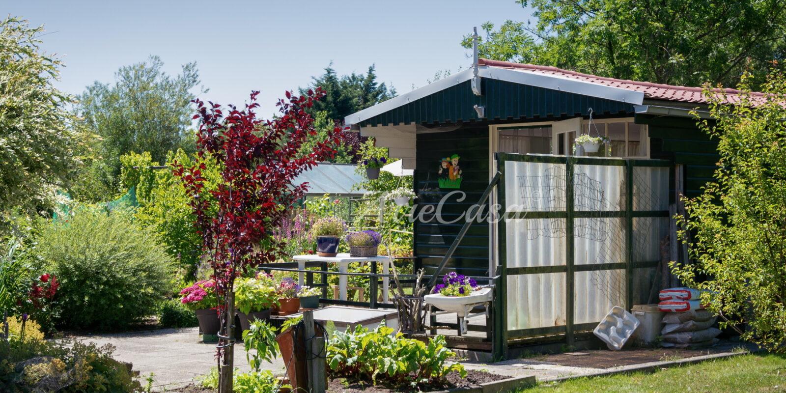 casetta da giardino