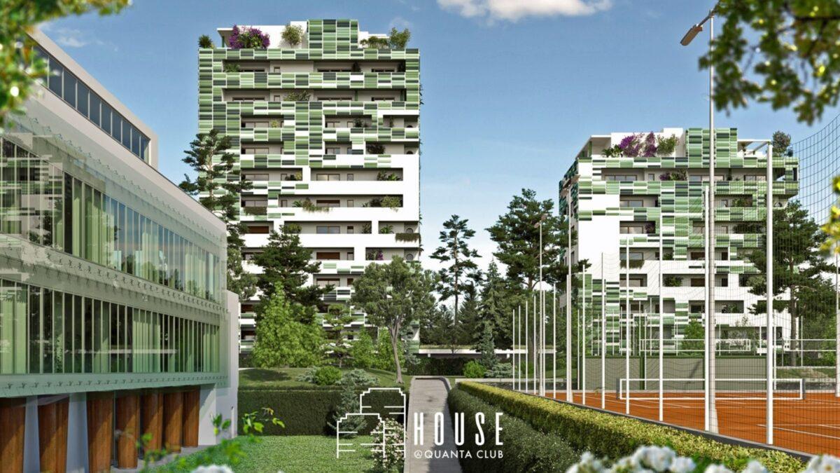 Come saranno le nuove costruzioni di House at Quanta Club