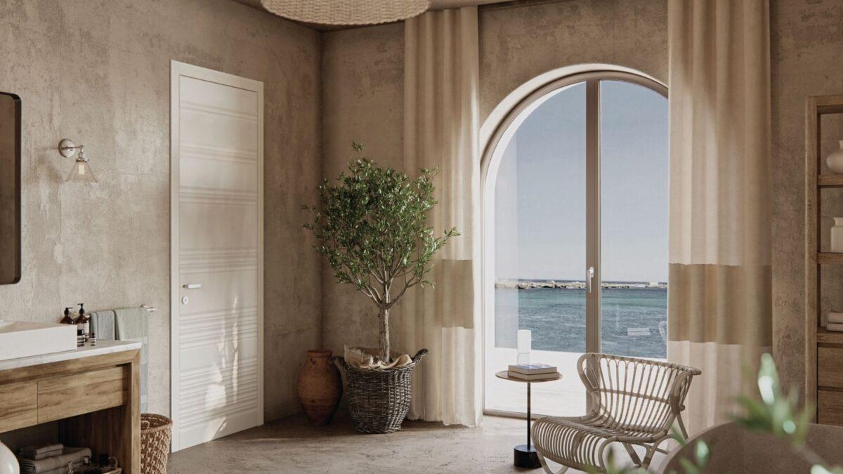 Combinazione maniglie porta e finestra con le nuove soluzioni FerreroLegno
