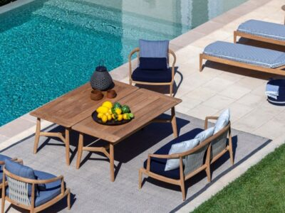 Boundless Living Outdoor Collections di Poltrona Frau