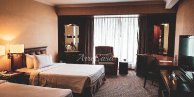Arredamento camera hotel